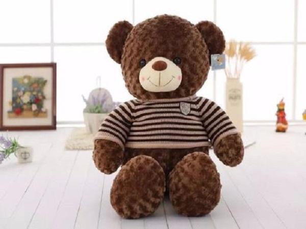 mơ thấy gấu bông