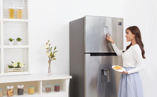 mơ thấy tủ lạnh