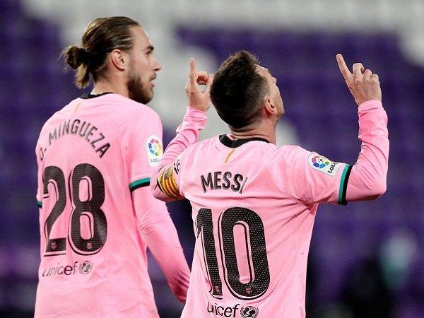 Tin thể thao sáng 23/12: Messi phá kỷ lục của huyền thoại Pele