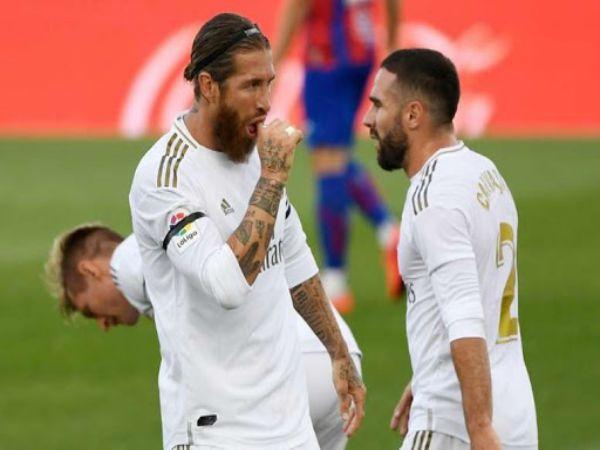 Tin bóng đá trưa 27/1: Real đón tin vui kép từ Ramos và Carvajal