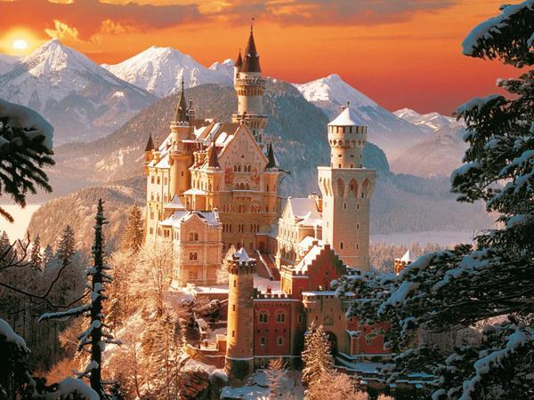 Mơ thấy lâu đài là điềm dữ hay lành? Đánh con số mấy phát tài?