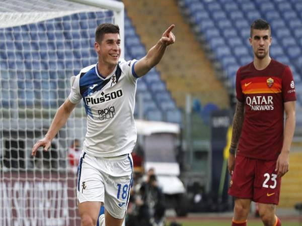 Bóng đá QT 23/4: Atalanta vượt Juventus chiếm vị trí thứ 3 trên BXH