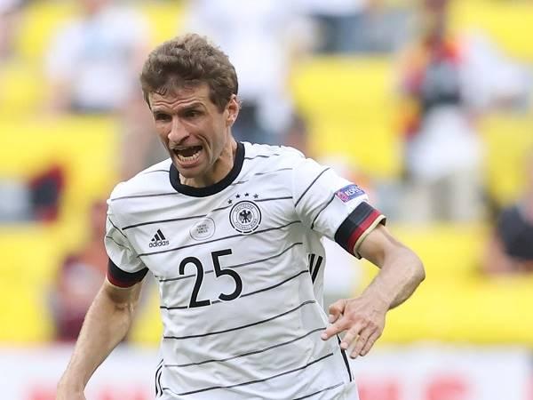 Tin thể thao sáng 21/6: Muller chế nhạo Ronaldo cực thâm