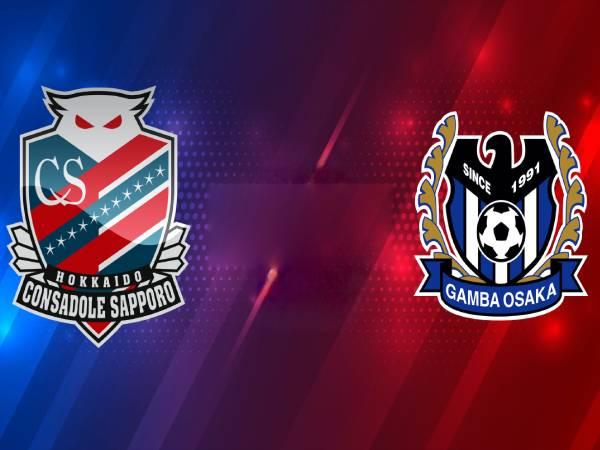 Nhận định Gamba Osaka vs Consadole Sapporo, 16h ngày 30/7